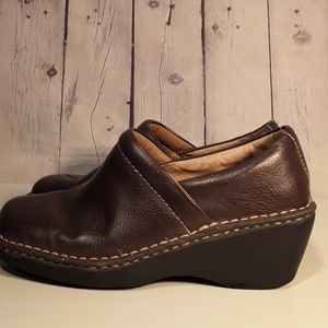MERONA PROFESSIONAL SHOES LEATHER UPPER SIZE 8.5